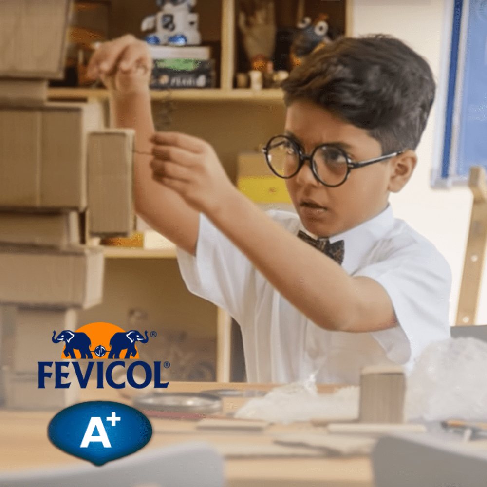 Fevicol A+ Video Series