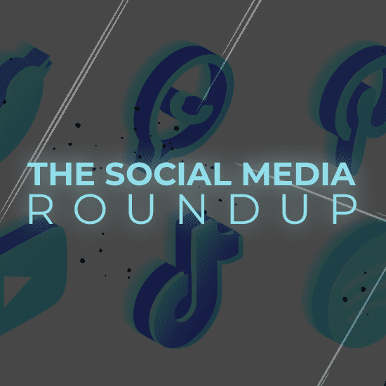 The social media roundup – August 2020